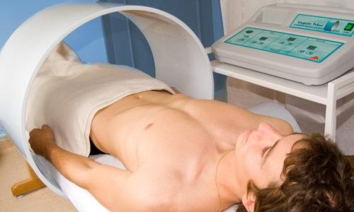 После хирургического лечения калькулезного панкреатите показана физиотерапия