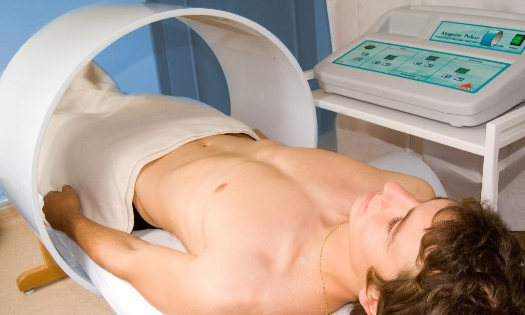 Физиотерапевтическое средство для лечения простатита