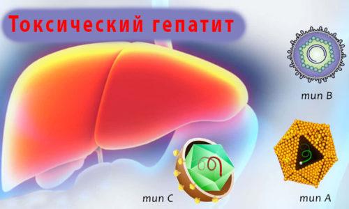 К ранним осложнениям заболевания относится острый токсический гепатит (поражение печени)