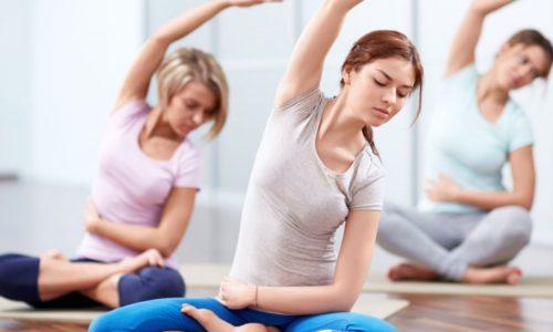 Гимнастические упражнения йоги считается наиболее безопасным видом физической активности при панкреатите