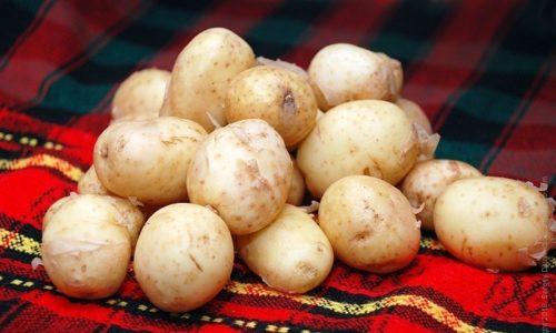 Из картофеля приготовьте слизистые супы