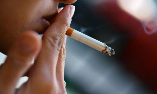 К факторам риска относится вредные привычки