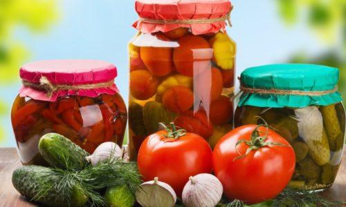 Запрещается в диетическом питании маринованные плоды