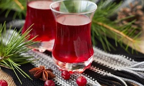 Утром во вторник выпейте ягодный морс