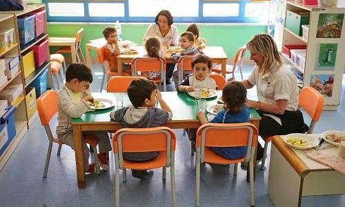 В меню детей, которые посещают детский сад, нет жареных, острых, пряных блюд