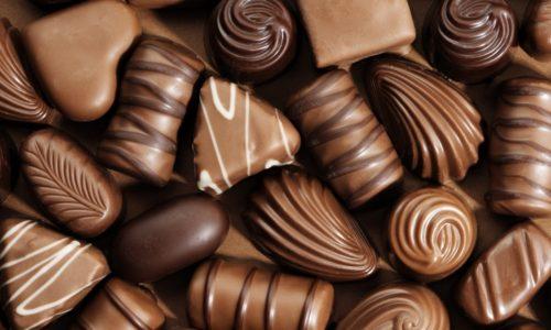 Шоколад с содержанием какао не менее 70% является источником антиоксидантов