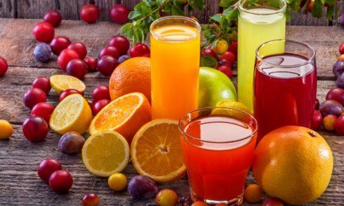Соки при панкреатите являются важным источником минералов и витаминов