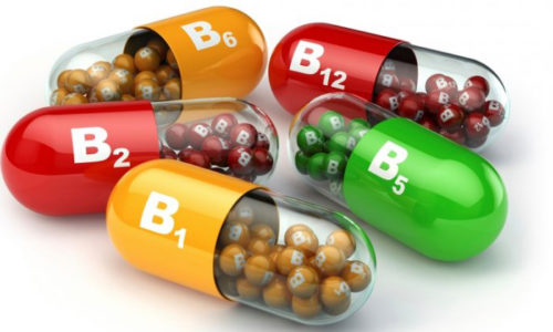 В манной крупе содержатся витамины группы В