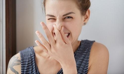 Неприятный запах, исходящий от мандарина, является причиной для отказа от покупки