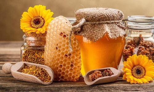 При лечении панкреатита в качестве вспомогательной терапии применяются продукты пчеловодства