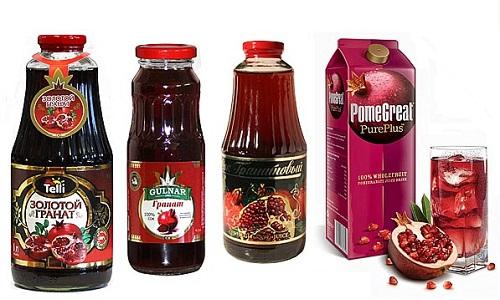 В соках, произведенных в промышленным условиях, часто присутствуют неподходящие для больных панкреатитом вещества (красители, подсластители, консерванты)