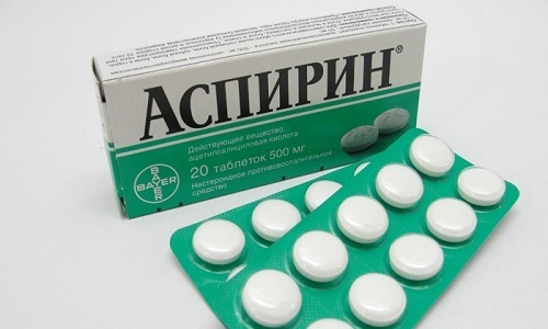 Аспирин назначают при заболеваниях опорно-двигательного аппарата или сердечно-сосудистой системы