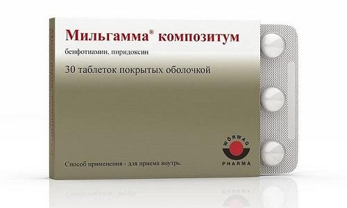 Витамины группы В, содержащиеся в Мильгамме, способствуют улучшению кровообращения и питания головного мозга