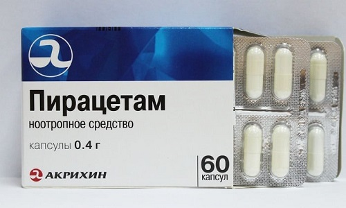 Пирацетам используется в составе терапевтических комплексов или в качестве моносредства