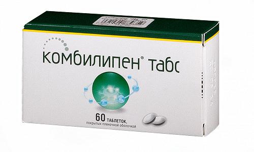 Комбилипен можно использовать при развитии алкогольной невропатии