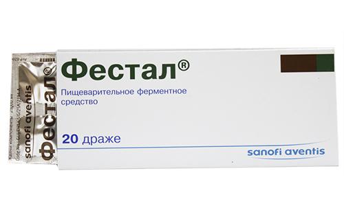 В Фестале концентрация действующих веществ выше, чем в Панкреатине