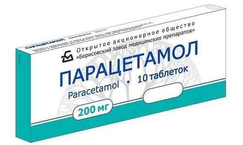 При хроническом алкоголизме не рекомендуют принимать смесь, в которую входит Парацетамол