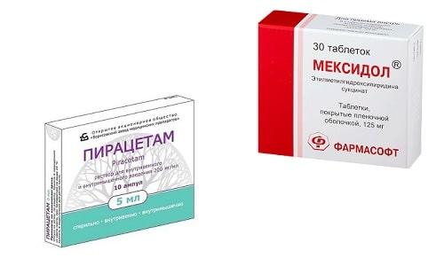 Мексидол и Пирацетам включены в категорию ноотропных средств, чтобы понять, что из них лучше, нужно изучить аннотацию